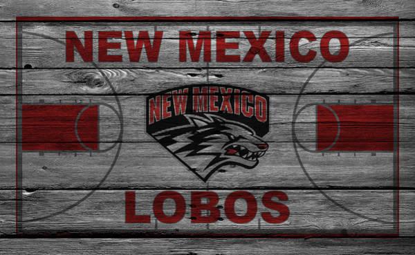 New Mexico Photograph - New Mexico Lobos by Joe Hamilton