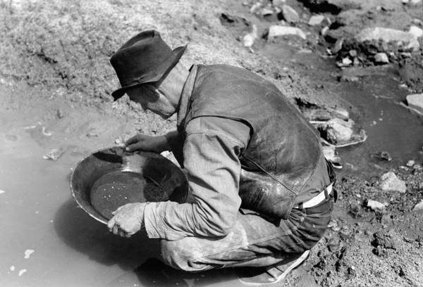 Wall Art - Photograph - New Mexico Prospector, 1940 by Granger