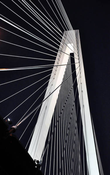 Photograph - New Mississippi River Bridge by Matthew Chapman