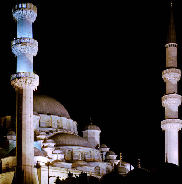 Photograph - New Mosque Istanbul by Shaun Higson