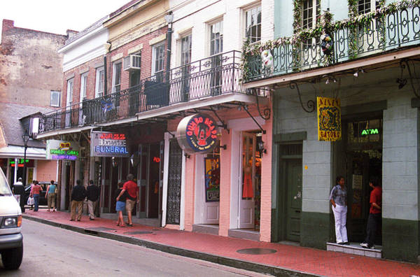 Photograph - New Orleans 2 by Frank Romeo