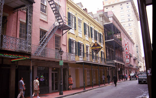 Photograph - New Orleans 3 by Frank Romeo