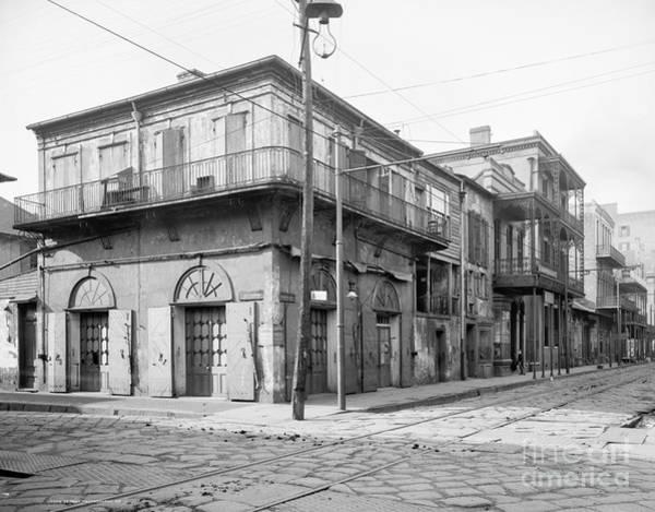 Photograph - New Orleans: Bar, C1905 by Granger