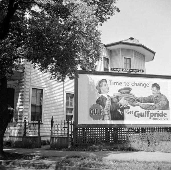 Wall Art - Photograph - New Orleans Billboard by Granger