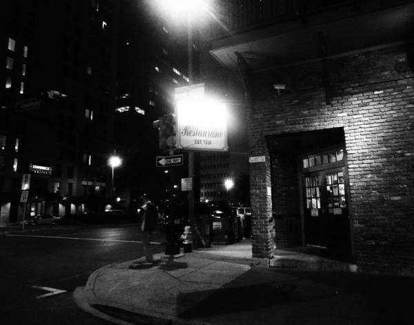 Photograph - New Orleans By Night by Louis Maistros