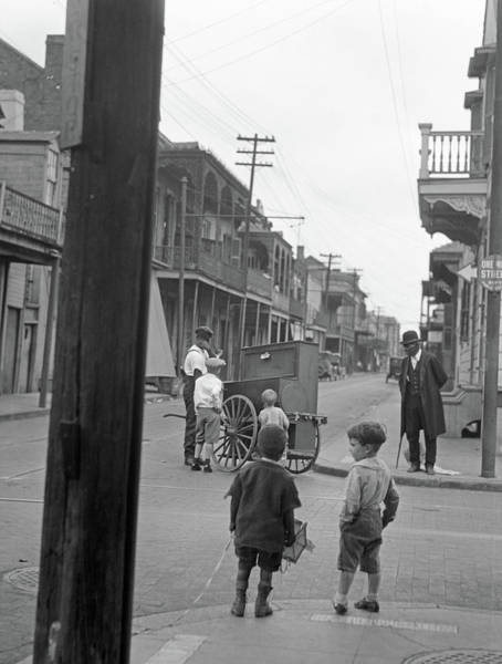Photograph - New Orleans, C1925 by Granger