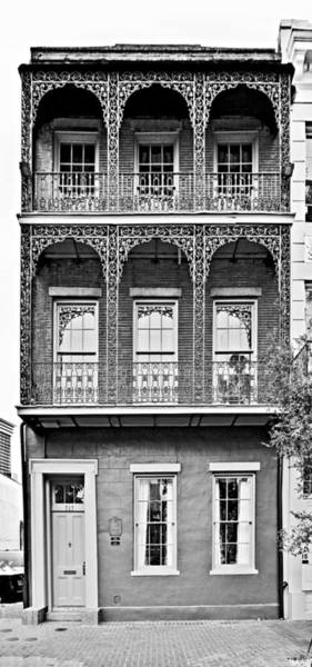Photograph - New Orleans - City Of Iron Lace by Christine Till