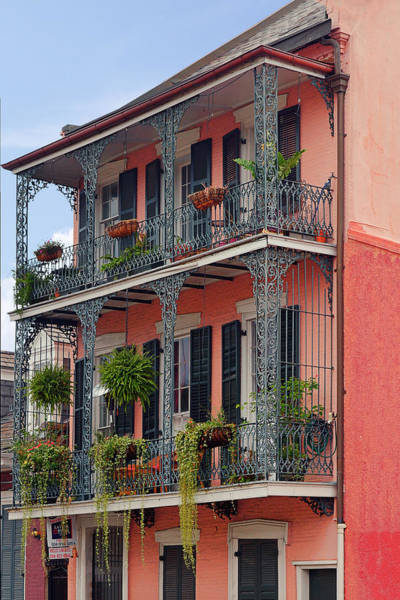 Gra Photograph - New Orleans Colorful Homes by Christine Till