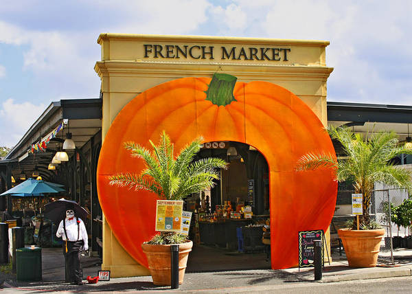 Photograph - New Orleans French Market by Christine Till