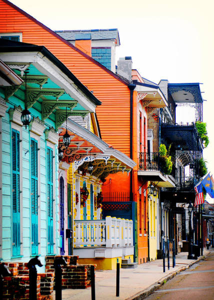 Photograph - New Orleans Living by Val Stone Creager
