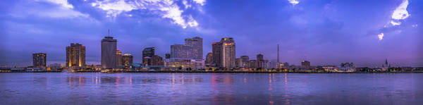 Photograph - New Orleans Sunset by David Morefield