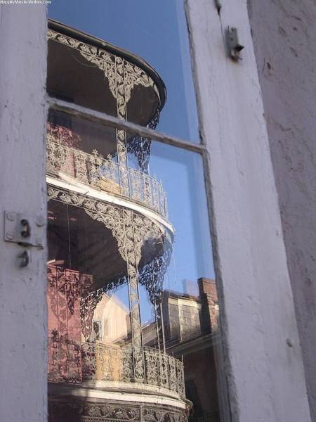 Photograph - New Orleans Window by Karin Thue