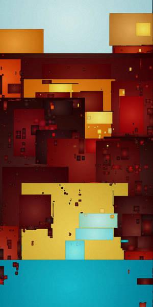Digital Art - New Pueblo 2 by David Hansen