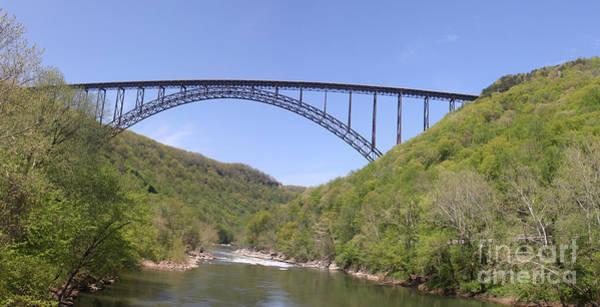 Wall Art - Photograph - New River Gorge Bridge 2 by Teresa Mucha