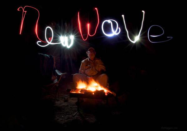 Photograph - New Wave by Britt Runyon