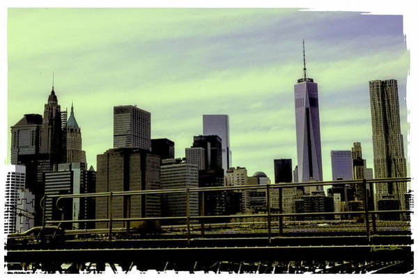 Wall Art - Photograph - New World Trade Center by Madeline Ellis