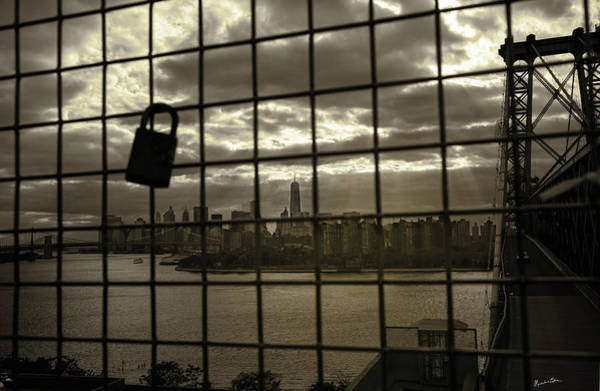 Wall Art - Photograph - New World Trade Center View by Madeline Ellis