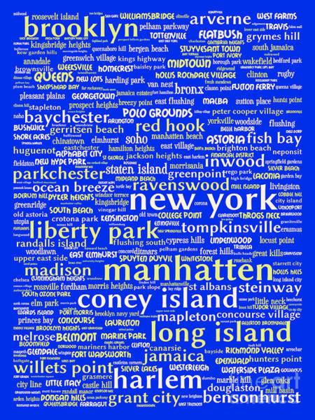 Big Island Digital Art - New York 20130709 by Wingsdomain Art and Photography