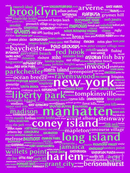 Big Island Digital Art - New York 20130709p60 by Wingsdomain Art and Photography