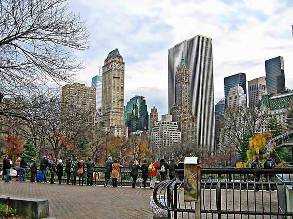 Photograph - New York Series 01 by Carlos Diaz