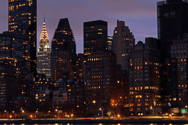 Photograph - New York Chrysler Building    by Juergen Roth