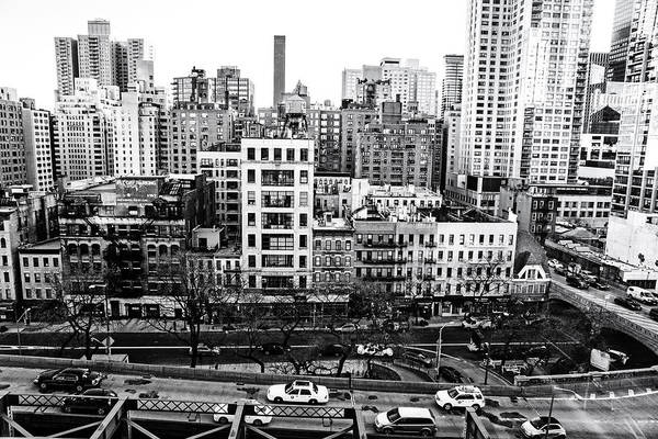 Roosevelt Island Wall Art - Photograph - New York City - Above It All by Vivienne Gucwa