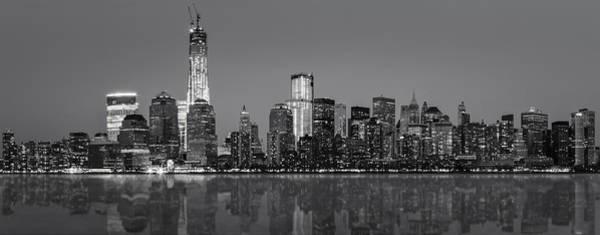 Highrise Digital Art - New York City by Eduard Moldoveanu