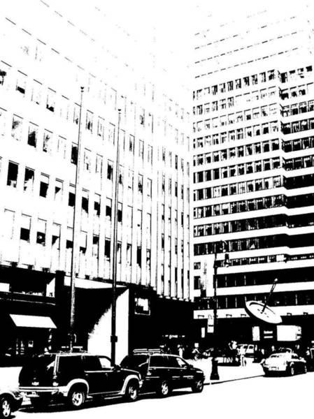 Photograph - New York City Fashion District by Cleaster Cotton