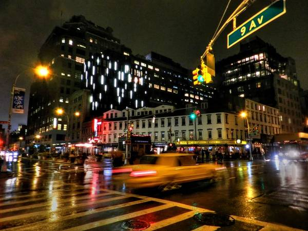 Photograph - New York City - Greenwich Village 001 by Lance Vaughn
