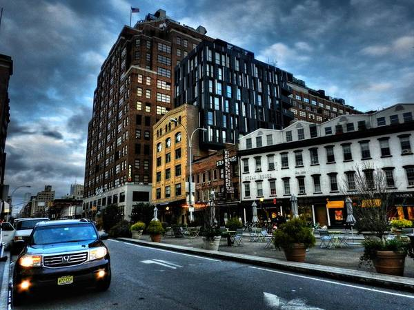 Photograph - New York City - Greenwich Village 006 by Lance Vaughn