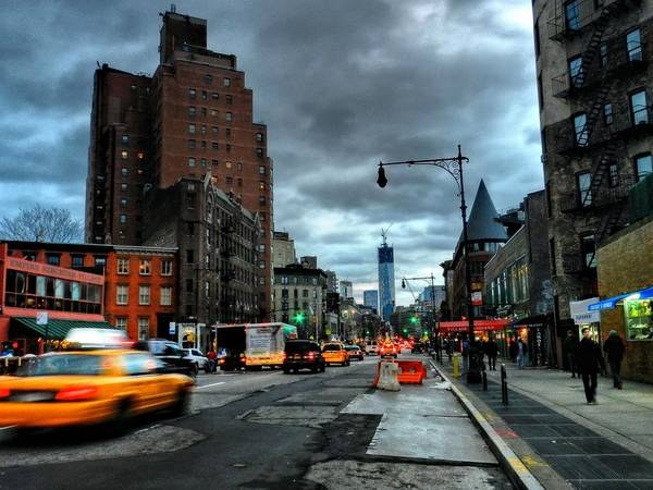Photograph - New York City - Greenwich Village 015 by Lance Vaughn