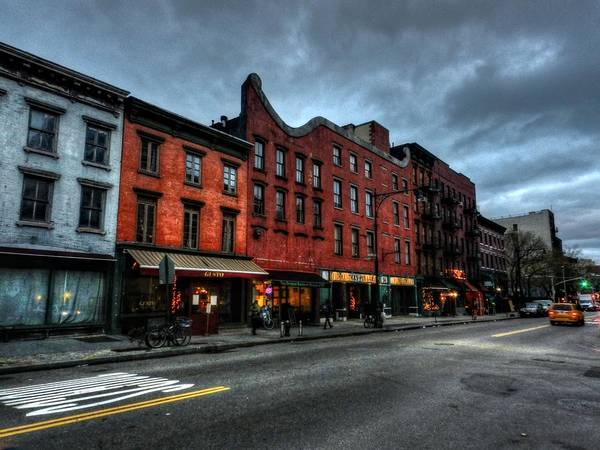 Photograph - New York City - Greenwich Village 016 by Lance Vaughn