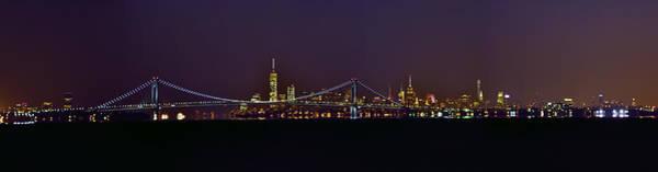 Photograph - New York City On New Year's Eve by Raymond Salani III