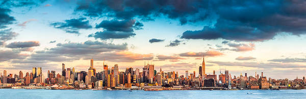 Photograph - New York City Panorama by Mihai Andritoiu
