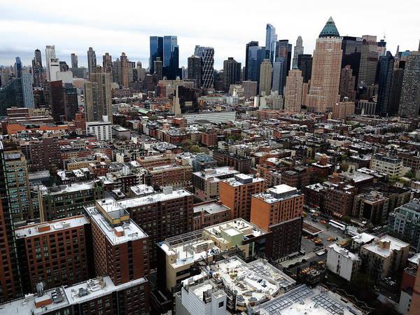 Photograph - New York City Skyline 20 by Frank Romeo