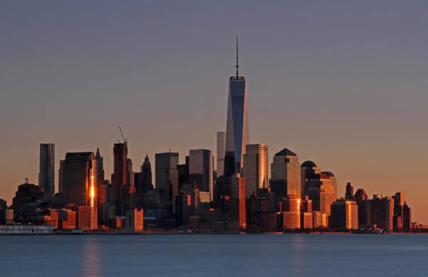 Photograph - New York City Skyline by Juergen Roth