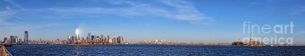 Photograph - New York City Skyline by Olivier Le Queinec