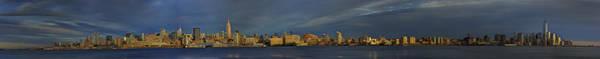 Wall Art - Photograph - New York City Skyline by Ryan Crane
