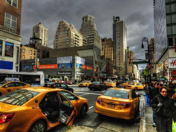 Photograph - New York City - Upper East Side 001 by Lance Vaughn