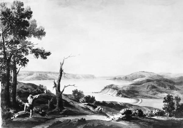 1781 Painting - New York Fort Washington by Granger