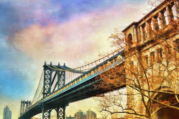 Wall Art - Photograph - New York  by Kathy Jennings