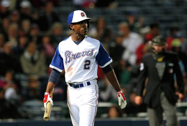 Turner Field Photograph - New York Mets V Atlanta Braves by Kevin C. Cox