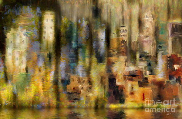 Wall Art - Painting - New York  New York Mixed Media Painting by Heinz G Mielke