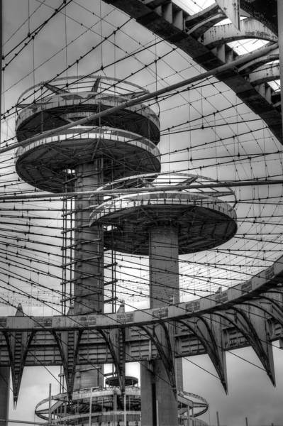 Wall Art - Photograph - New York Pavilion by William Wetmore