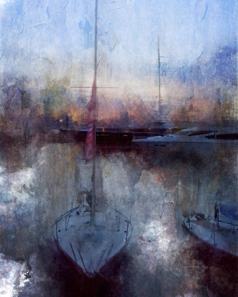 Photograph - New York Sail by Evie Carrier