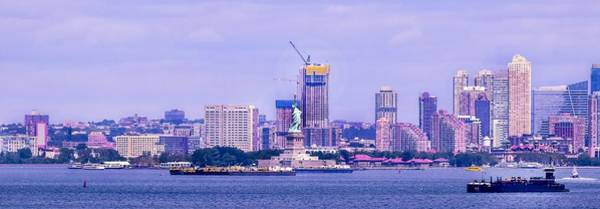Photograph - New York Skyline -  Liberty by Jody Lane