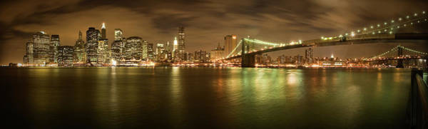Wall Art - Photograph - New York Skyline by Shubhra Pandit