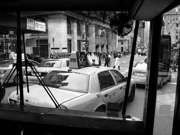 Photograph - New York Street Photography 14 by Frank Romeo