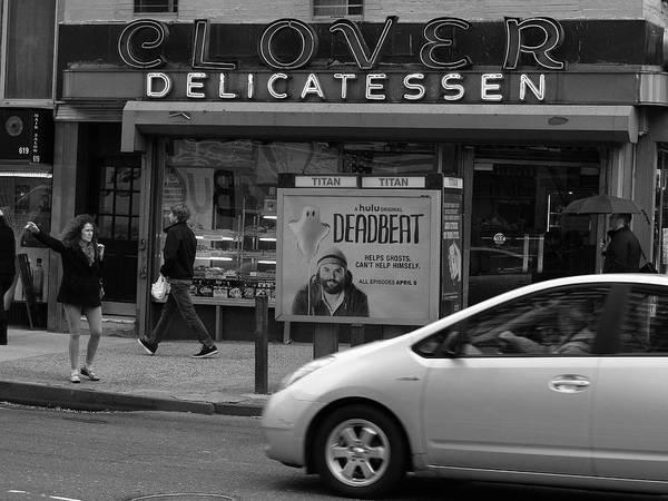 Photograph - New York Street Photography 21 by Frank Romeo