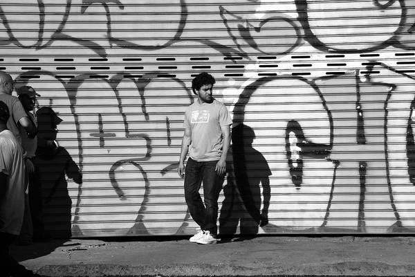 Photograph - New York Street Photography 22 by Frank Romeo
